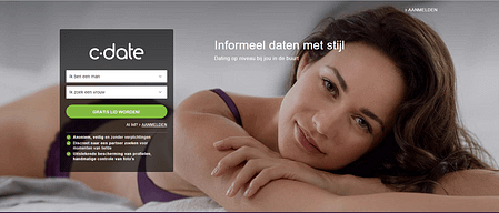 Een internationale dating site
