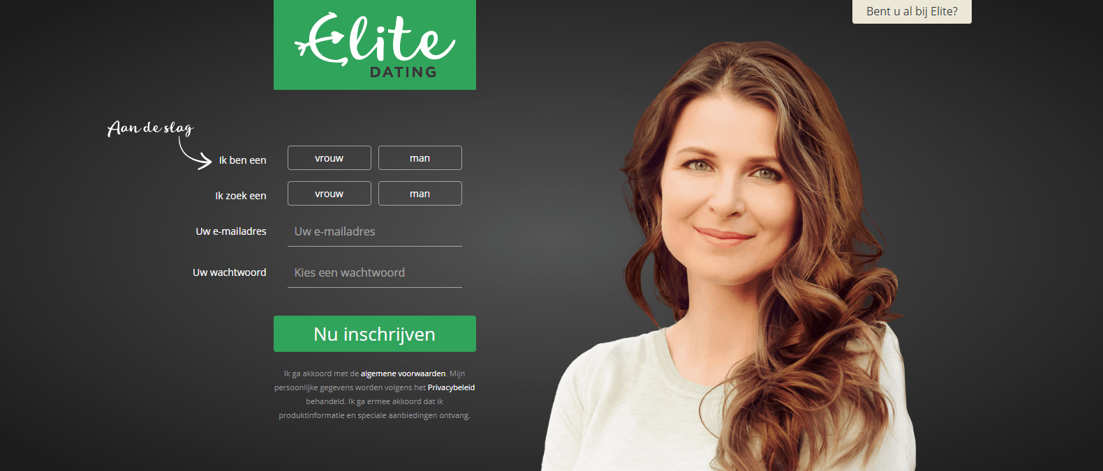 online dating informatie