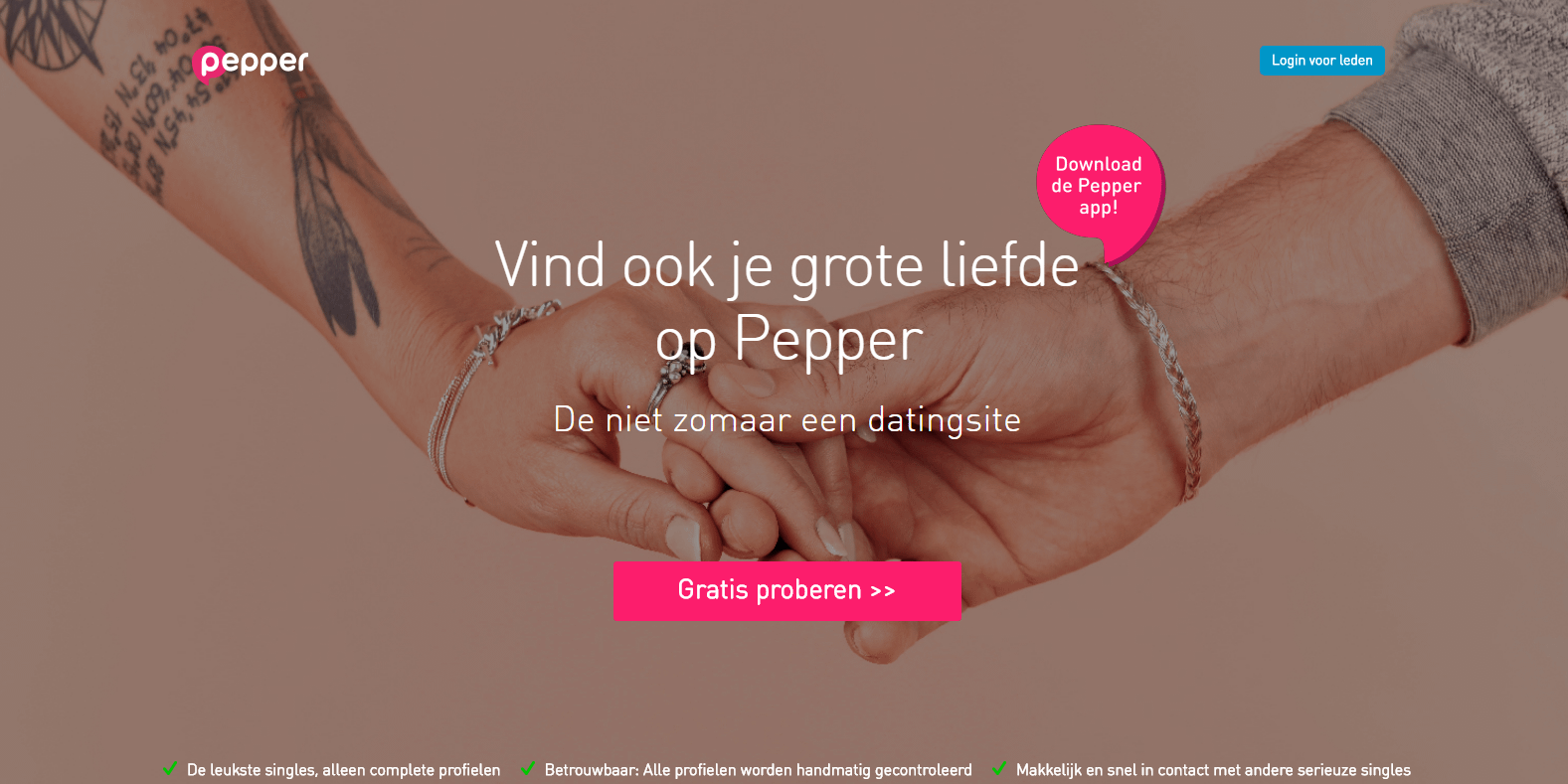 Maak dating app gratis